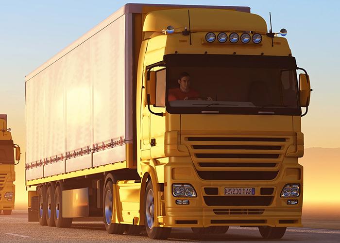 Big Load Truck